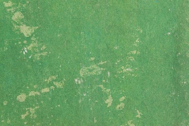 A textura do papel verde