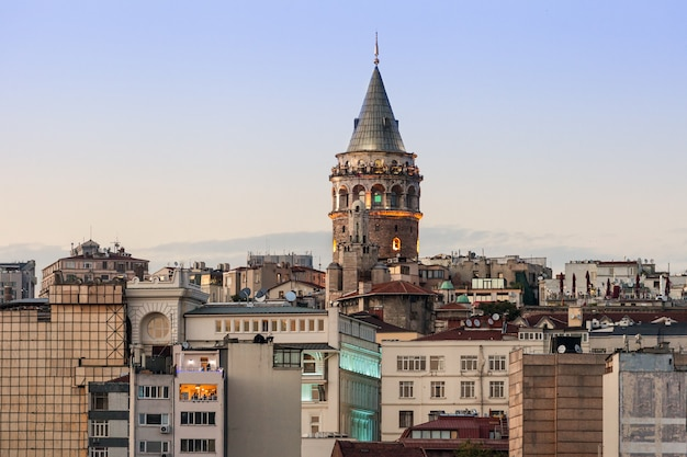 A torre galata