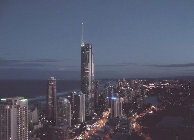 A torre mais alta