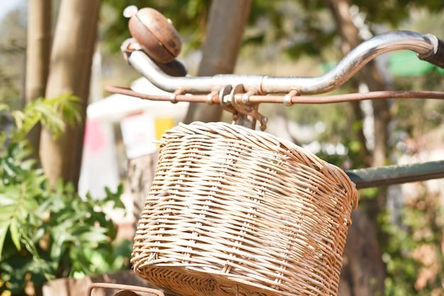 A velha bicicleta original