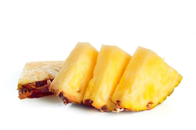 Abacaxi isolado