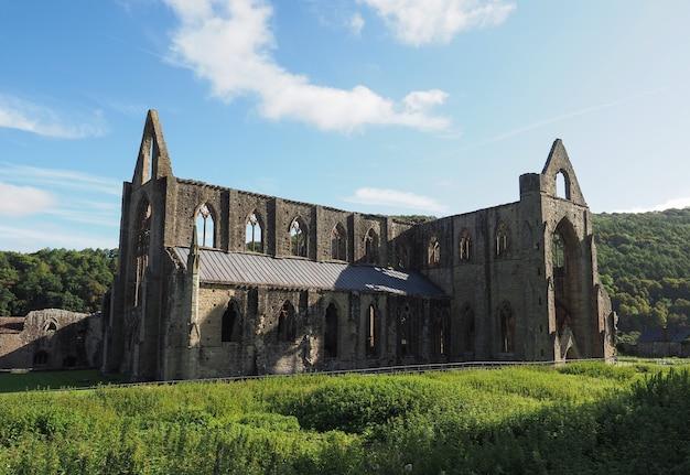 Abadia de tintern (abaty tyndyrn) em tintern