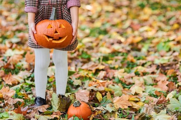 Abóbora como símbolo do halloween