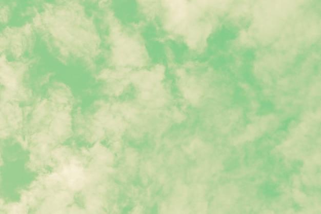 Abstracttable natural em tons de verde pastel