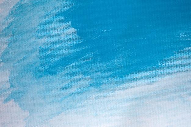 Abstrato, aguarela, azul, pintado à mão, fundo