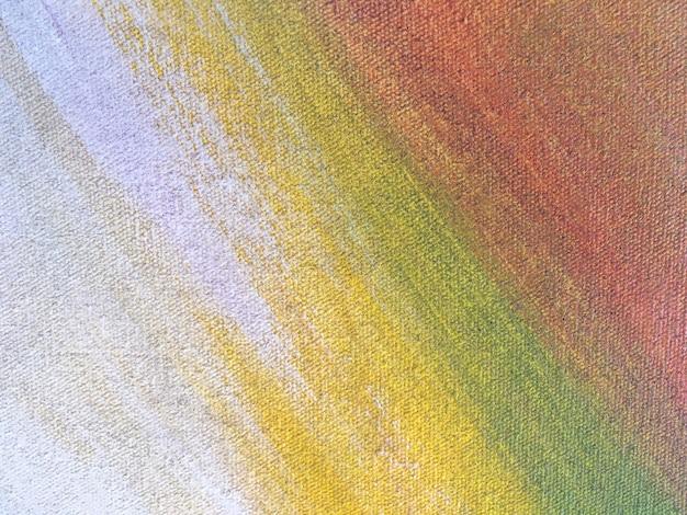 Abstrato arte multicolor.
