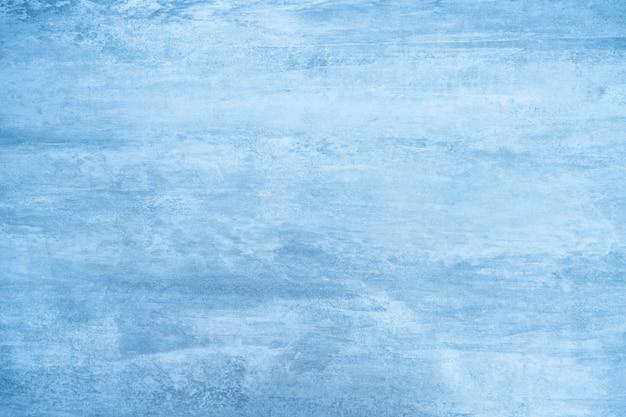 Abstrato azul cimento ou fundo de textura de parede de concreto