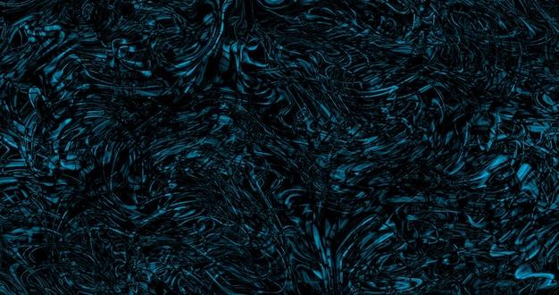 Abstrato base criativo de redemoinho colorido sobre fundo preto.