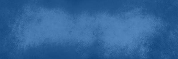 Abstrato base de cimento concreto. textura grunge, papel de parede. na moda monocromático azul e cor calma.