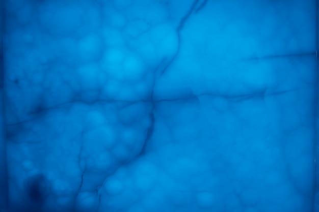 Abstrato base de mármore nas cores azuis da moda. textura da superfície de mármore.