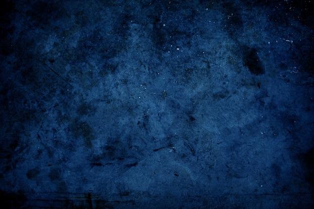 Abstrato base de textura de parede de concreto de oceano azul escuro. superfície de grunge de piso de concreto polido.