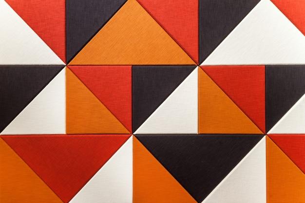 Abstrato colorido parede de textura de tecido