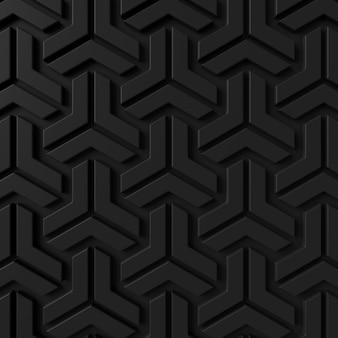 Abstrato da parede de azulejo moderno