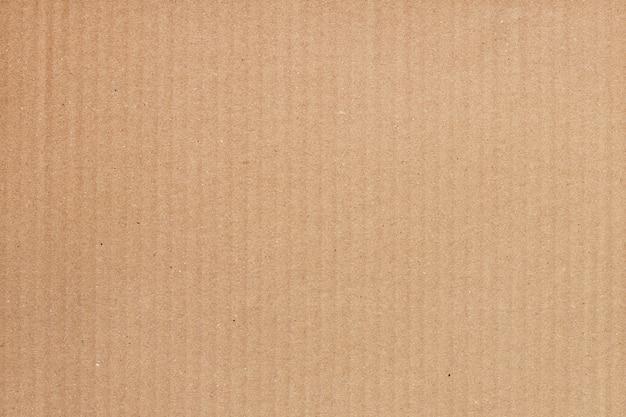 Abstrato de folha de papelão marrom, textura de caixa de papel reciclado