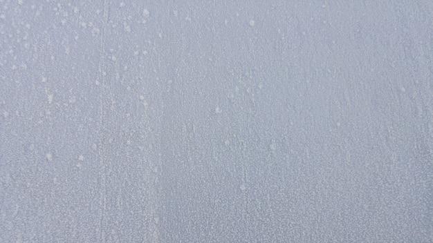 Abstrato de neve