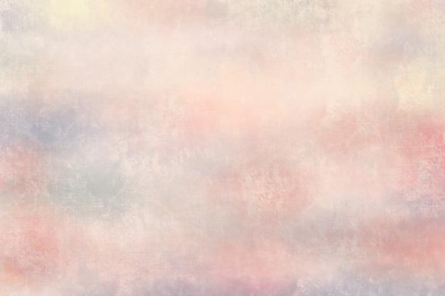 Abstrato em tons delicados