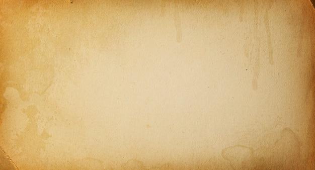 Abstrato, envelhecido, antigo, antigo, plano de fundo, papel bege, bege