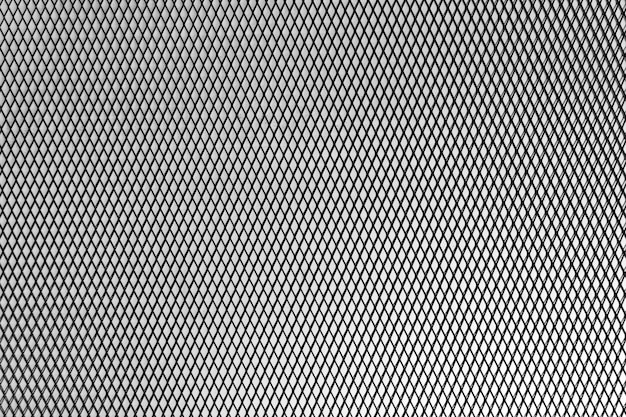 Abstrato geométrico metálico. malha metálica