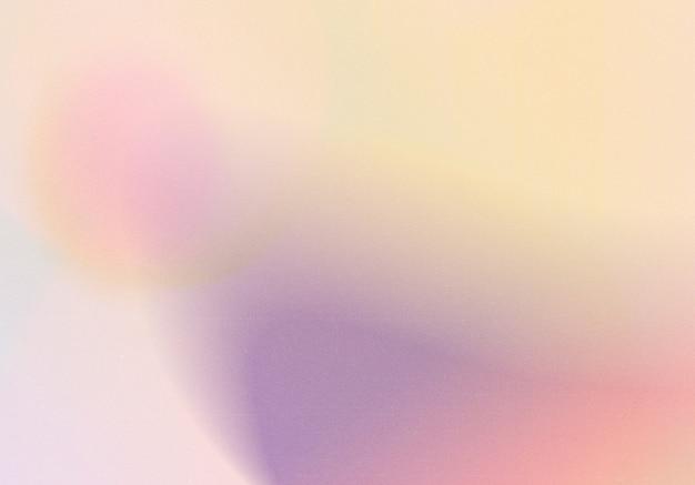Abstrato gradiente grão ruído efeito fundo desfocado padrão colorido, para design de produto e mídia social