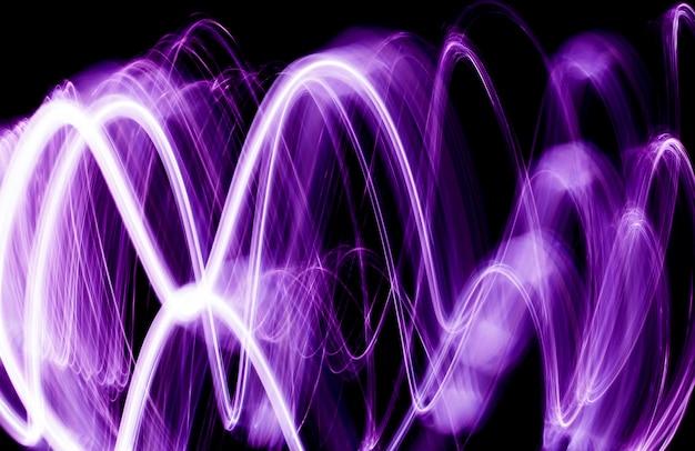 Abstrato, lindos raios de luz.