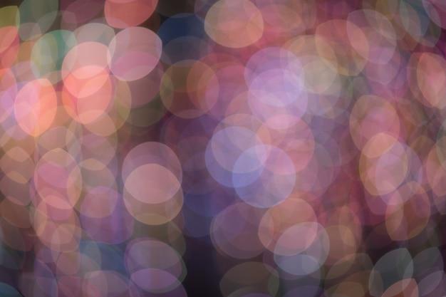 Abstrato luz bokeh de fundo, usando como pano de fundo ou papel de parede