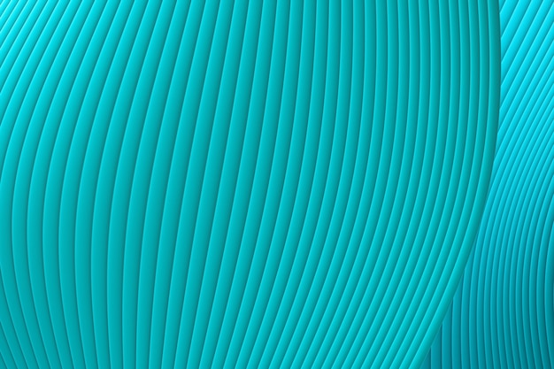 Abstrato parede onda arquitetura mar verde fundo