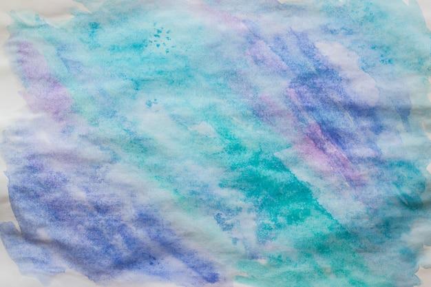 Abstrato pintado fundo aquarela colorido