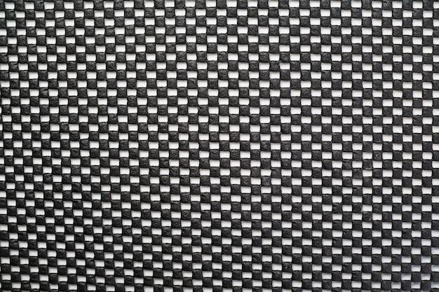 Abstrato preto squre pontos de fundo