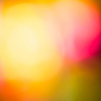 Abstrato quente tom