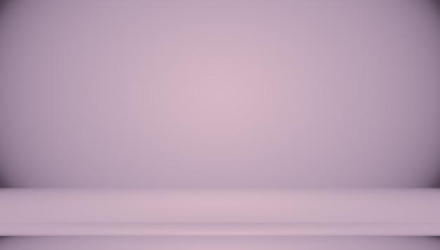 Abstrato vazio suave rosa claro estúdio quarto fundo, usar como montagem para exposição de produto, banner, modelo.