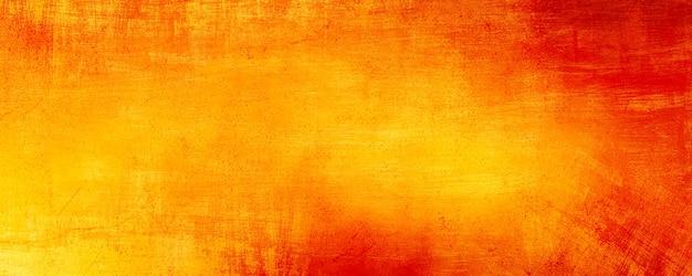 Abstrato vermelho ouro textura de fundo com angustiado, aquarela grunge, fundo vintage com textura áspera, quadro-negro. textura áspera estilizada de arte em concreto