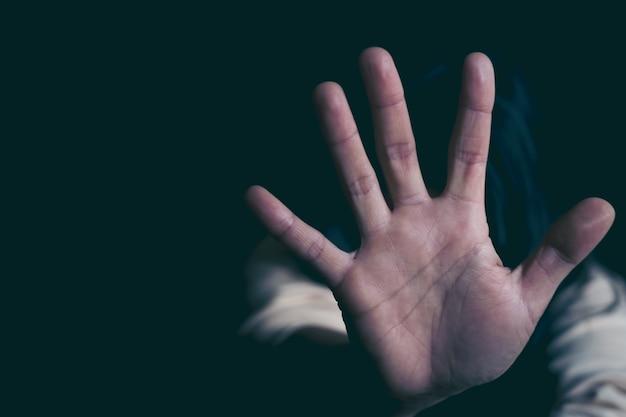 Acabar com a violência contra as mulheres, o dia internacional da mulher