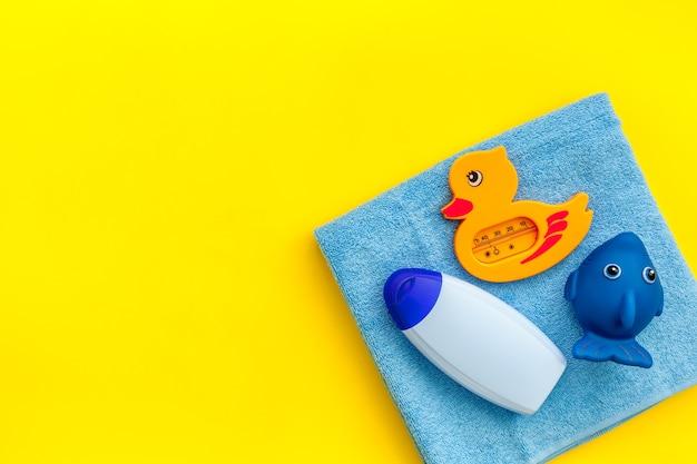 Acessórios de banho para crianças