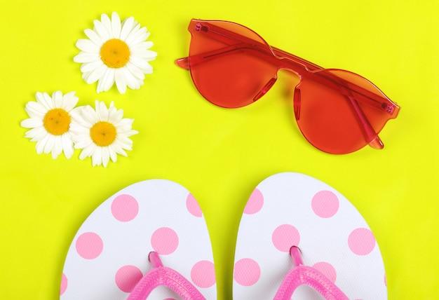 Acessórios de férias de verão