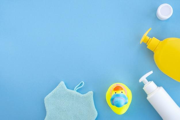 Acessórios de higiene e banho para bebês
