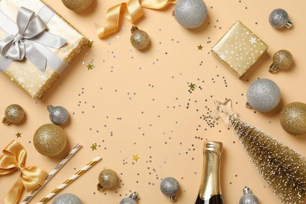 Acessórios feliz ano novo