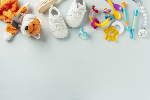 Acessórios para cuidados com o bebê