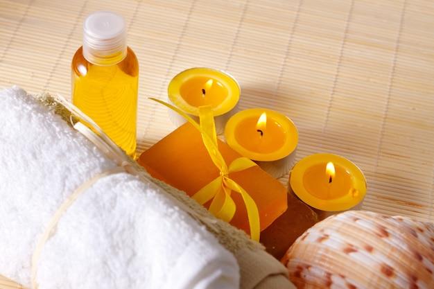 Acessórios para tratamento de spa