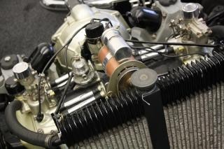 Aço do motor
