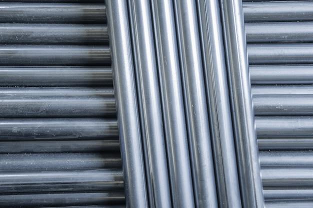 Aço tubo