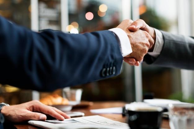 Acordo de negócios