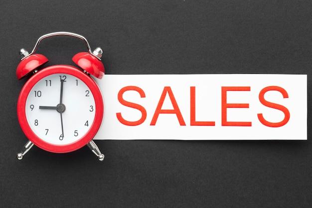 Acordo de vendas da black friday