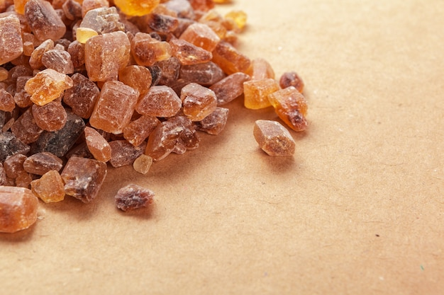 Açúcar de cana saudável