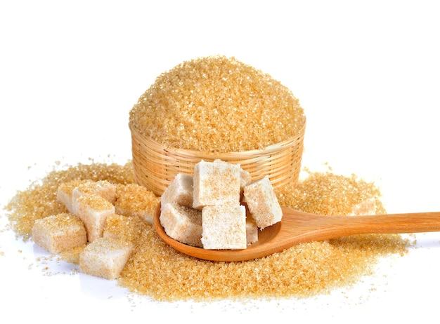 Açúcar natural em branco