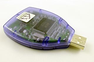 Adaptador usb cartão de memória de computador