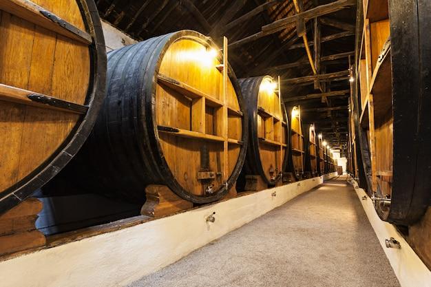 Adega de vinho do porto
