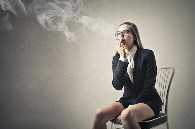 Adolescente, fumar