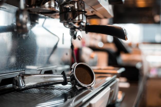Adulterador de café para máquina de café