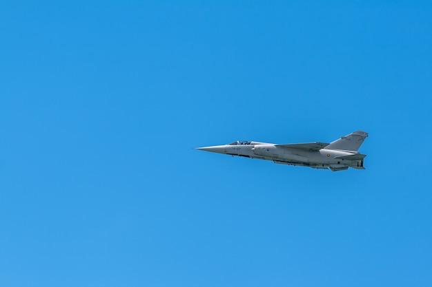 Aeronave mirage f-1