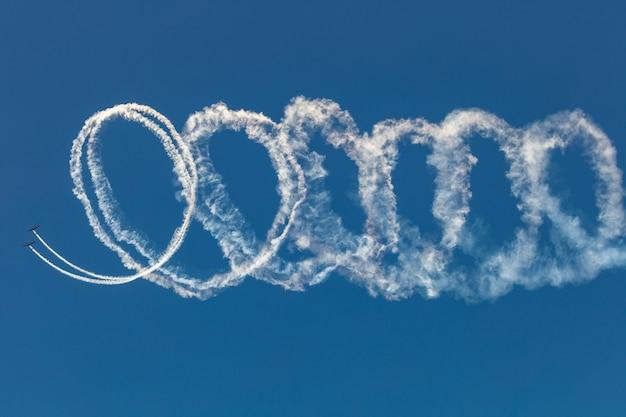 Aeronaves grob da equipe aerosparx